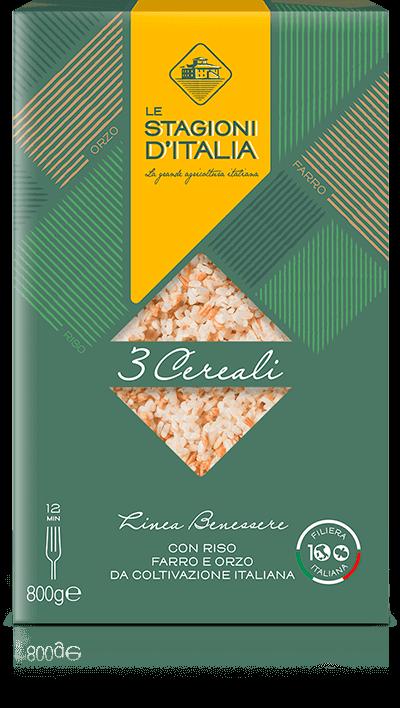 3 Cereals